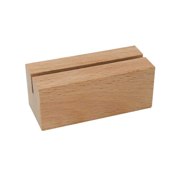 Kartenhalter Platzhalter Tischkartenhalter Namenskartenhalter aus Holz